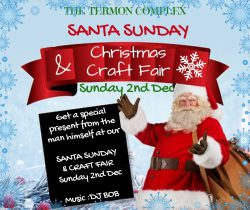 santa sunday christmas craft fair sunday 2nd december 2018 - Christmas Sunday