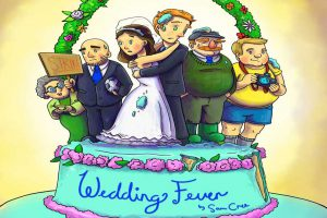 Belvoir Players - Wedding Fever - Termon Complex Pettigo - August 2019 - On Sale Now